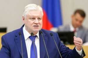 Сергей Миронов поздравил МГРИ-РГГРУ со 100-летним юбилеем