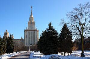 МГУ стал лучшим в области социальных и гуманитарных наук по версии рейтинга RUR