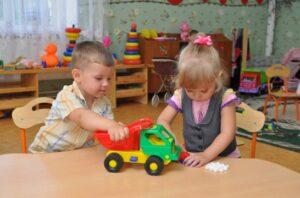 В дошкольных учреждениях будут организованы дежурные группы